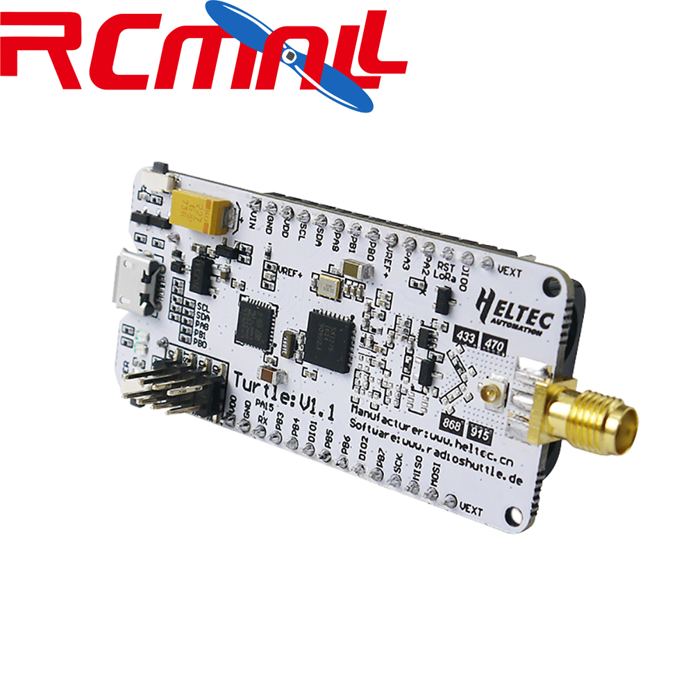 SX1276 STM32L432KC LoRaWAN Lora Development Board IOT Single Channel Support LoRaWAN MQTT 868mhz 915mhz
