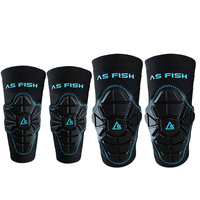 NEW Thick Kids Children Knee Elbow Pads Protector Gear Set Anti fall For Bicycle Scooters Roller Skating Skateboard 2 6 years