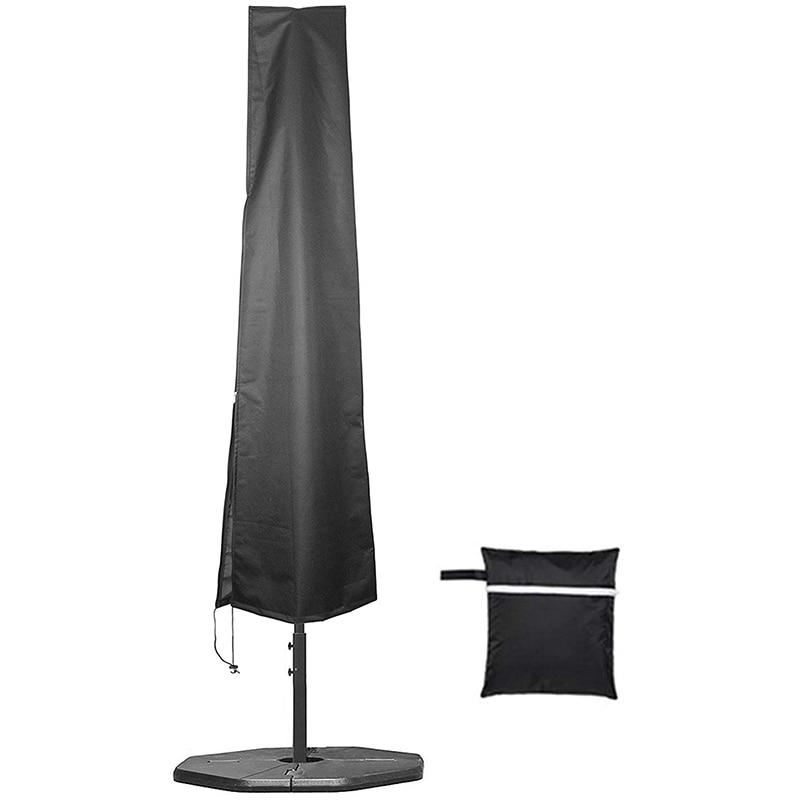 190x96cm Waterproof Large Garden Patio Umbrella  Bag Outdoor Parasol