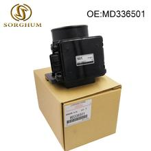 SORGHUM For Dodge Stratus Mitsubishi Galant Eclipse Mass Air Flow Sensor MAF MD336501 цена