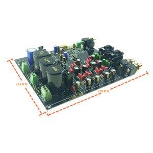 Image 3 - ES9038 ES9038PRO DAC décodeur assemblé carte numérique vers analogique convertisseur audio option USB XMOS XU208 ou Amanero pour HIFI AUDIO