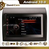 Erisin ES4274F CarPlay coche unidad para Citroën Jumper Fiat Ducato Peugeot Boxer Android 10 DSP GPS Navi DAB + FM Bluetooth OBD