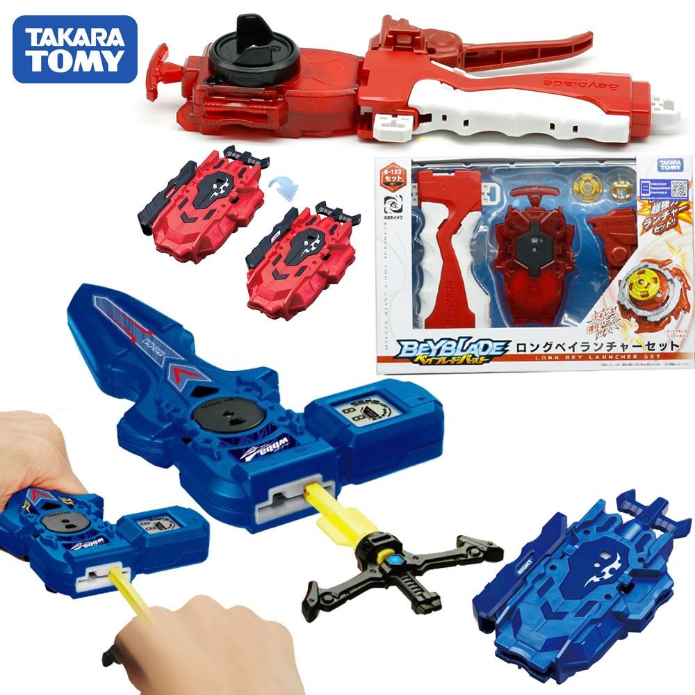 Takara Tomy Original Beyblade Burst Launcher Set B-123/B-124/B-93/B-94/B-88 Accessories Top Spinner Toy For Children
