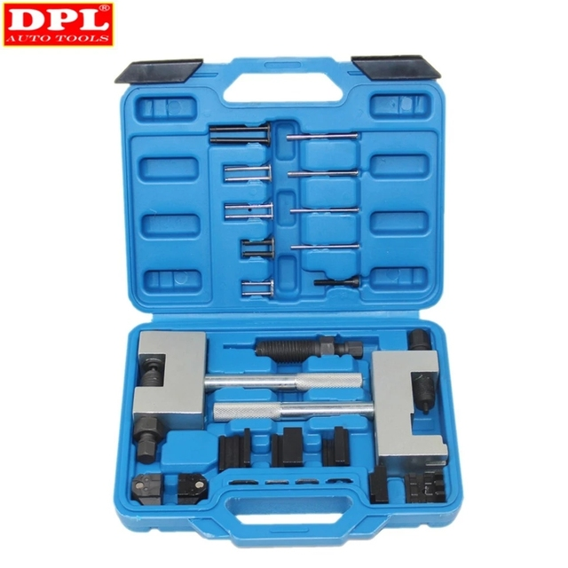 מנוע שרשרת תזמון עבור מרצדס בנץ M271 M272 M273 כפול גל זיזים עיתוי שרשרת חולץ עיתוי שרשרת Disassembler