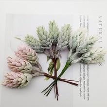 Home-Decoration Craft-Flower Pine-Cone Artificial-Flower-Pineapple Wedding DIY Scrapbook
