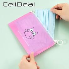 Mask Case Packing-Bags Waterproof Portable Anti-Dirty-Bag 8pcs