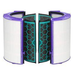 Filtr oczyszczania powietrza Element zamiennik dla Dyson TP04/HP04/DP04/TP05/HP05 Sealed dwustopniowy System filtrów 360 stopni (HEPA Filt