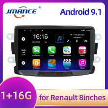Mirror-Link Autoradio Car Multimedia Android Dacia JMANCE Renault Mp5-Player Car-Stereo