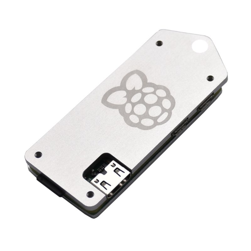1Set ZV2 Aluminum Protective Case Metal Enclosure Shell For Raspberry Pi Zero W