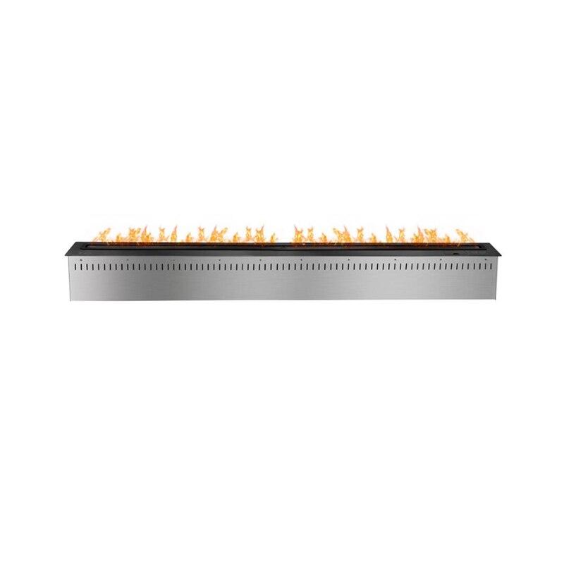 60 Inch Indoor Modern Bio Ethanol Fireplace
