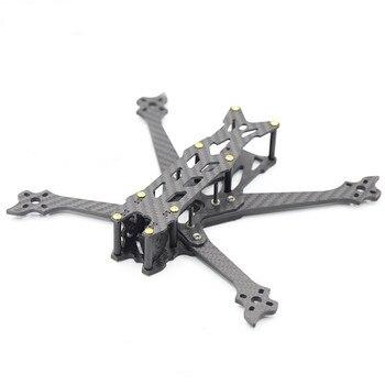 B6FPV 225mm Wheelbase 4mm Arm Frame Kit Carbon Fiber FPV Racing Frame Kit For DJI FPV Air Unit RC FPV Racing Drone