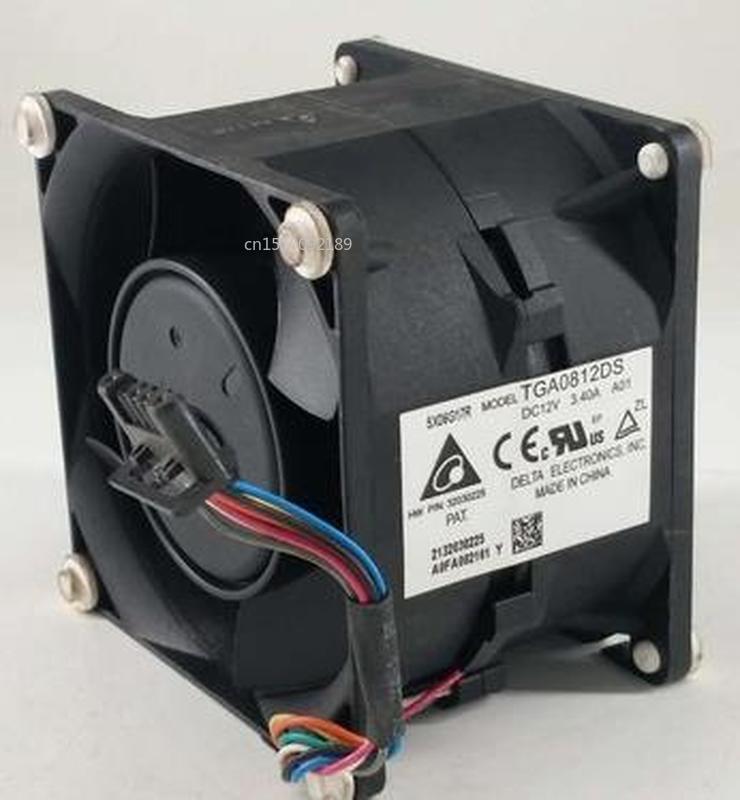 For TGA0812DS 8056 12V 3.4A 8CM Ultra Violent Cooling Fan Free Shipping
