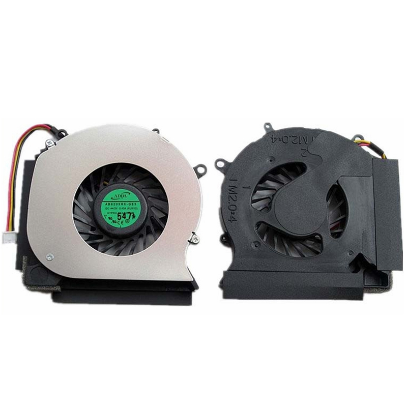 Laptop CPU Cooling Fan Replacement Part For HP DV3 CQ35 DV3-2000 CQ36