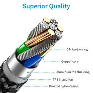 Image 5 - ESRสำหรับLightning Cable MFi Fast Charging Type C USB C To Lightning CableสำหรับiPhone iPad 12 Apple MFI lightning Cableข้อมูล