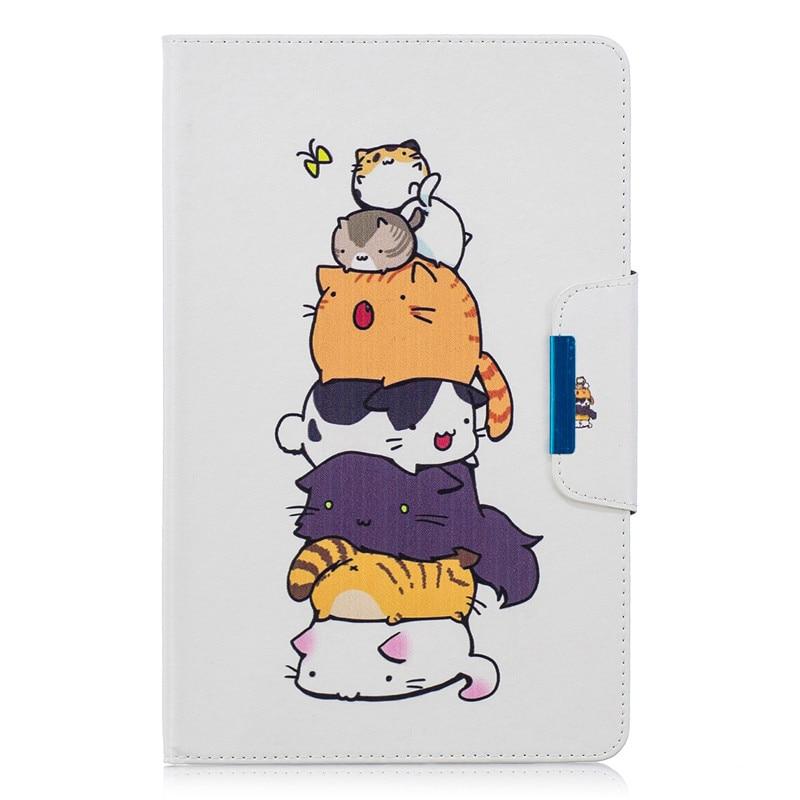 Cat White Funda for iPad Pro 11 2020 Case Kawaii Unicorn Panda Flamingo Tablet Cover For Coque iPad