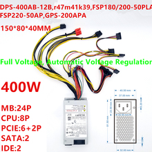 PSU Power-Supply NAS T39 ITX Flex Small 400W New 2 for Delta 12V T39/S3/Flex/.. Dps-400ab-12b/Dps-400ab-17/B/..