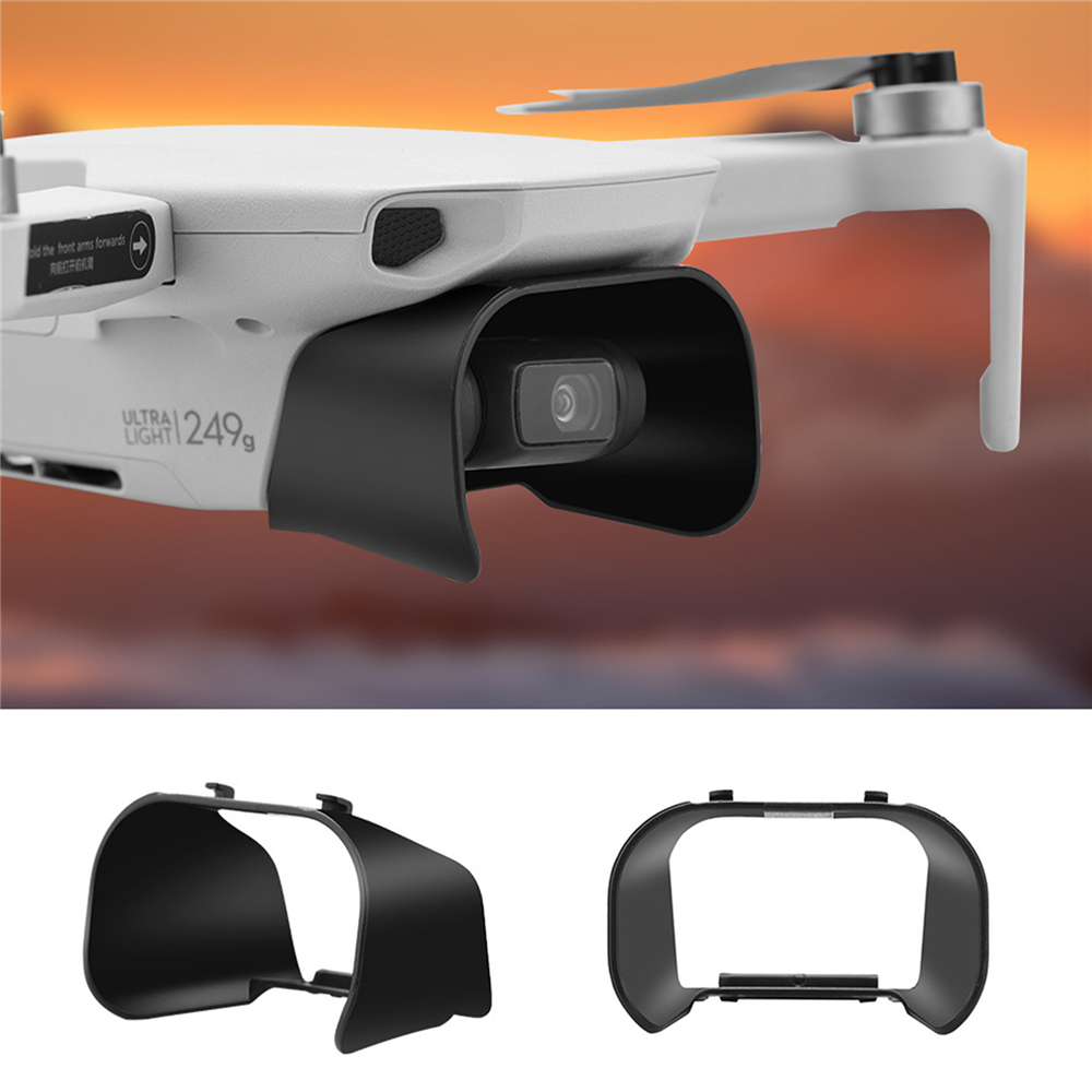 1pc Camera Anti glare Lens Hood Gimbal Camera Protective Cover for DJI Mavic Mini Drone Accessories