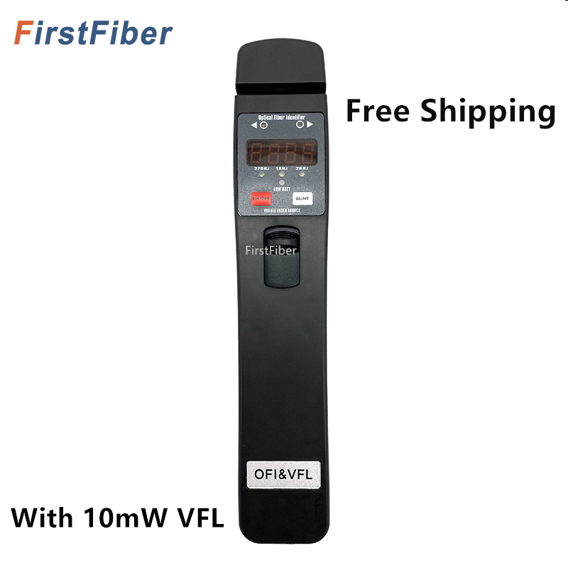 High Quality Fiber Optic Identifier Live Fiber Optical Identifier 3306D With Built In 10mw Visual Fault Locator