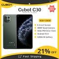 Cubot C30 смартфон 8 ГБ 128 ГБ, 4G LTE, 32 МП, 48MP Quad Camera для селфи Helio P60 NFC 6,4