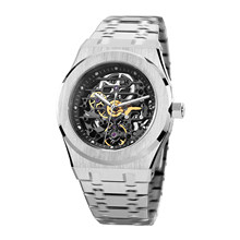 FEICE Sports montre automatique hommes squelette mécanique montre étanche ajouré saphir cristal montres pour hommes FM019HOT