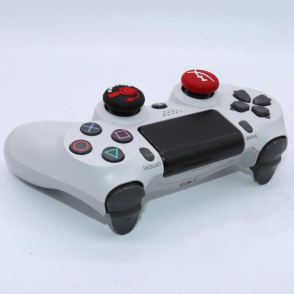親指スティックグリップソフトキャップサムスティックジョイスソニーデュアルショック 3/4 PS3 PS4 スリムxbox one 360 スイッチプロコントローラ