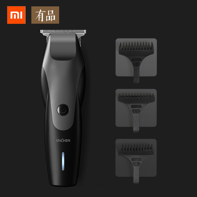 Xiaomi ENCHEN Hair Clipper Beard Trimmer Electric Hair Clipper Professional Trimmers Corner Razor Hairdresse From Xiaomi Youpin5