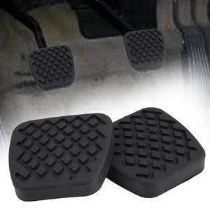 1 пара тормозных педалей сцепления резиновый чехол для Honda Civic Accord CR-V Acura 46545-SA5-000 автомобильные аксессуары высокая прочность