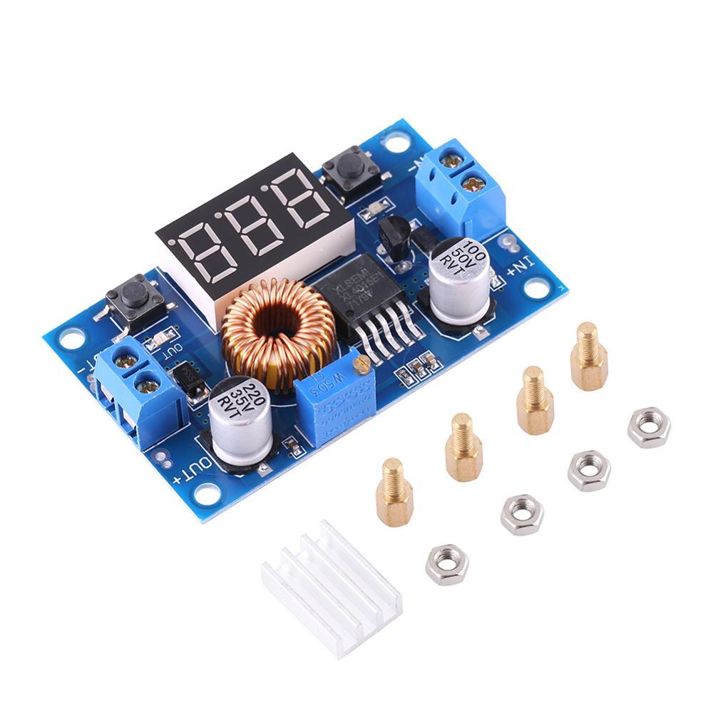 DC-DC step-down 4V-38v to 3.3V 12V 24V 5A converter voltage regulator  WZS