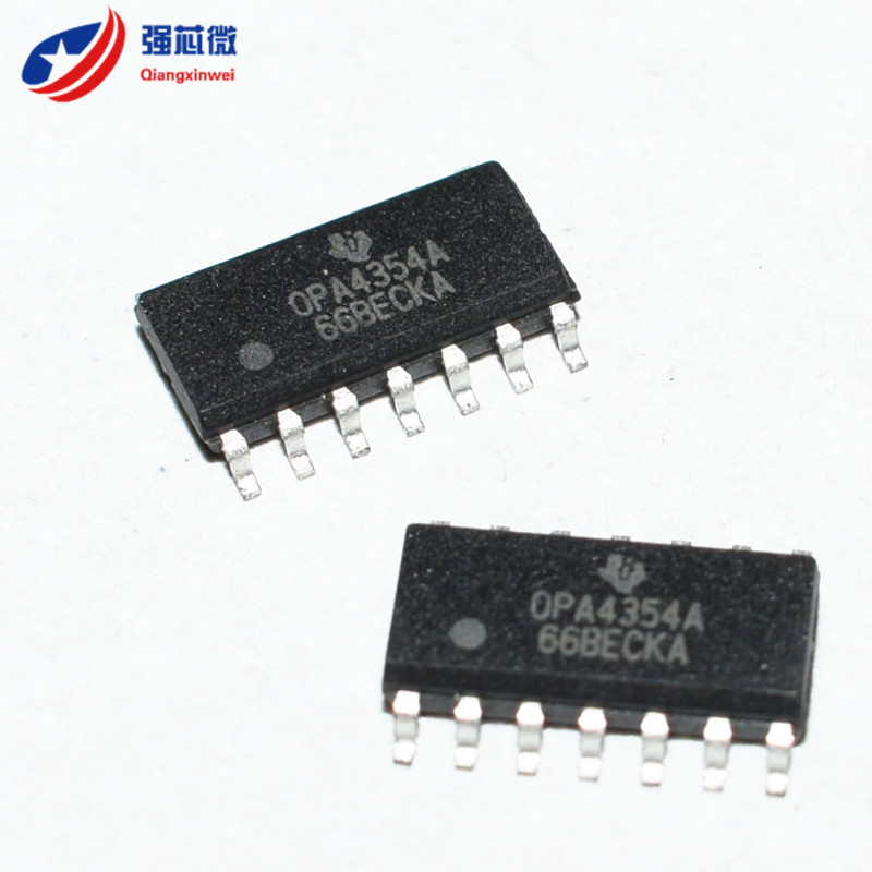 OPA4354AIDR  OPA4354AID  OPA4354  Integrated Chip