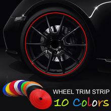 Защитная силиконовая лента для защиты колесных литых дисков