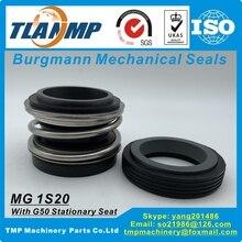 MG1S20/32 G50 , MG1S20 32/G50 TLANMP Burgmann Tenute Meccaniche Con G50 sedile per Albero Formato 32 millimetri Pompe