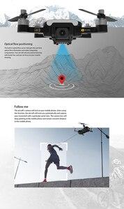 Image 4 - Mjx バグ 7 B7 gps ドローン rc quadcopter 4 18k 5 グラム wifi fpv ブラシレスモーターヘリコプタージェスチャーコントロール折りたたみ drone vs E520S