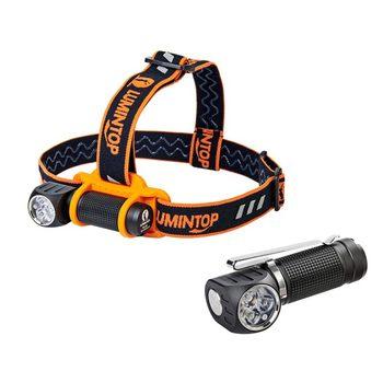 LUMINTOP HL3A 2800LM 4000K/5000K/6500K LED Headlamp Camping Hunting Fishing Waterproof Flashlight Headlight Torch Spotlights