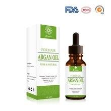 Argan Oil  Hair Care Protects Damaged Hair for Moisture Nourishing Hair 30ml Hair Salon Products macadamia nourishing moisture masque