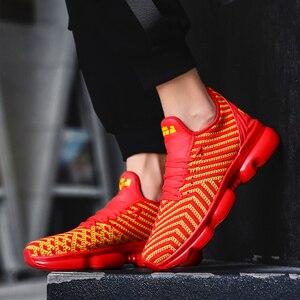 Image 2 - YRRFUOT Nam Đơn Giản Thời Trang Giày Cao Cấp Size Lớn Giày Cho Nam Thoải Mái Thoáng Khí Thương Hiệu Nam Đế Giày Zapatos
