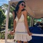 Summer white dress W...