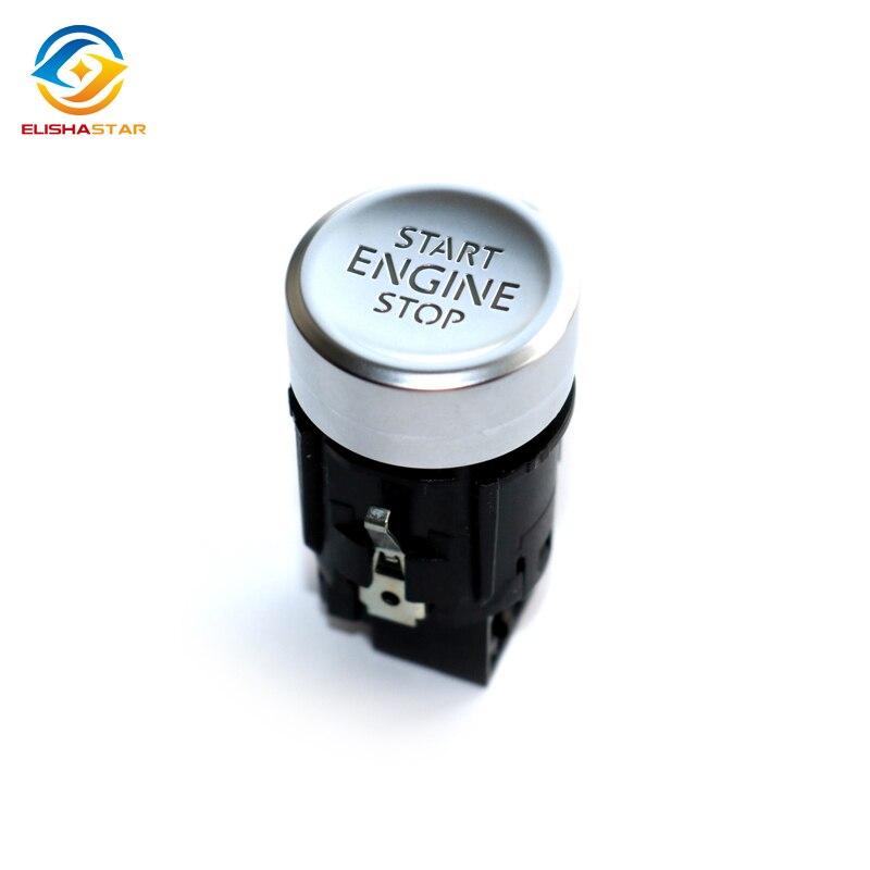 5GG959839 OEM автомобильный пусковой и остановочный двигатель, одна кнопка переключения, пусковой переключатель без ключа, запчасти для V W Golf 7 MK7 ...
