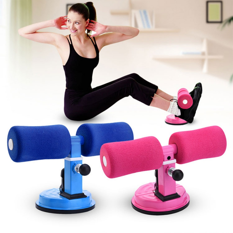 Multi Function Sit Up Adjustable Bar Muscle Training Sit Up Stand Abdominal Core Strength Fitness Home Gym Exercise Machine New|Sit Up Benches| |  - title=