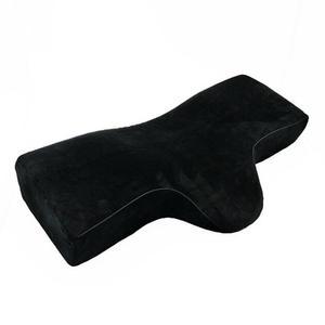 New Ergonomic Memory Foam Eyelash Neck Pillow Eyelash Extension Pillow