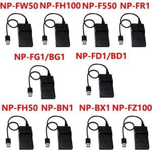 USB Port Digital Camera Batter