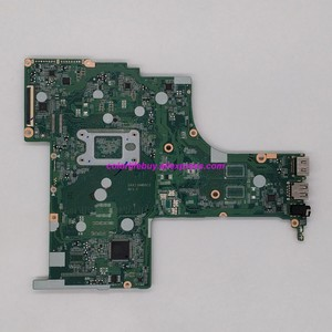 Image 2 - אמיתי 809323 601 809323 501 809323 001 DAX13AMB6E0 UMA w עצור N3700 האם Mainboard עבור HP 17 17 G סדרת נייד