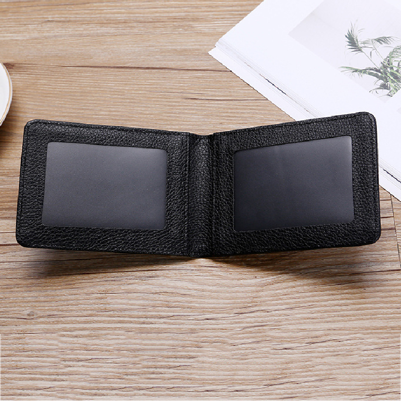 2019 Leather Driver License Holder Cover For Car Driving Documents Unisex Business Card Holder Pass Certificate Folder PU Wallet