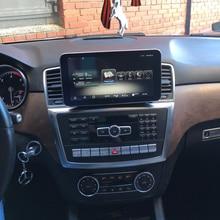 9.33 android 3G + 32G ekran dotykowy odtwarzacz multimedialny wyświetlacz Stereo nawigacja gps dla Mercedes Benz ML gl class 2012 2015