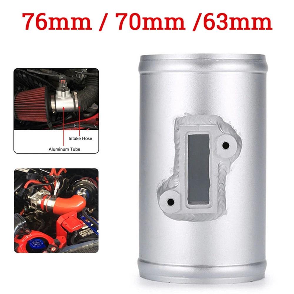 Air Flow Meter MAF Sensor Base MAF Air Intake Meter Mount 63 70 76mm Fit For Nissan Honda Ford External diameter 63MM