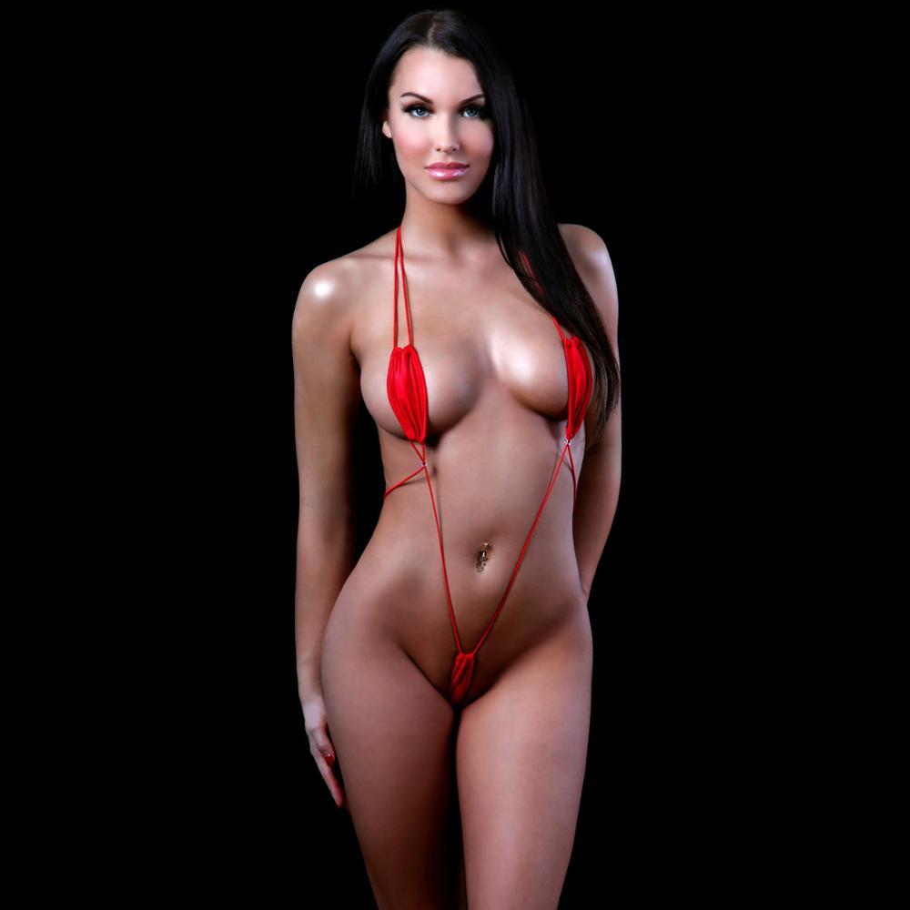 Sexy Women's G String Thongs Elastic Briefs Crotch Open Thongs Seamless Underwear Sex Wear Hot Erotic Panties
