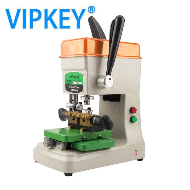 998A hohe professionelle universal Tragbare Flache Vertikale schlüssel schneiden maschine schlosser werkzeuge duplizieren schlüssel kopie maschine