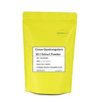 Free Shipping Natrual Cissus quadrangularis Extract 20:1 Powder Top Quality 10 1 bulk powdered kavalactones kava extract 1kg free shipping