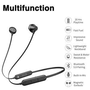 Image 2 - Picun X2S sans fil Bluetooth écouteur V5.0 étanche sport casque magnétique bandeau stéréo écouteurs avec micro pour iPhone Xiaomi