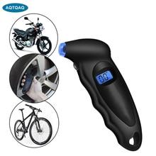 150 PSI Digital Car Pneumatico della gomma Air Pressure Gauge Meter Display LCD Manometro Barometri Tester per Auto Camion Della Bici Del Motociclo