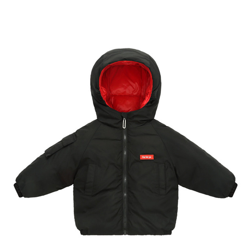 Boys Jackets Children Hooded Outerwear Autumn Girls Warm Jacket Children Clothing Baby Outerwear Fashion Kids Zipper Coat Jacket 2